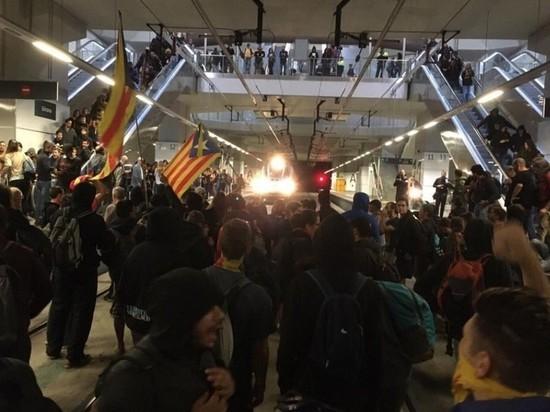 В Каталонии потребовали нового референдума о независимости