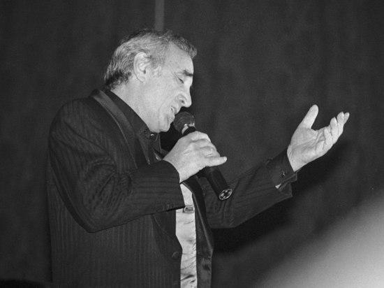 Шарль Азнавур предсказал обстоятельства своей смерти