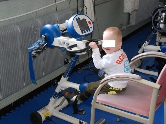 В Улан-Удэ впервые приедут специалисты из Китая по лечению ДЦП