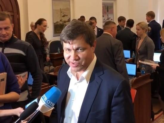 Мэр Владивостока Веркеенко подал в отставку