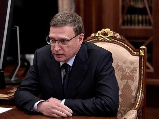Бурков разрешил интригу с назначением Тунгусова в омское правительство