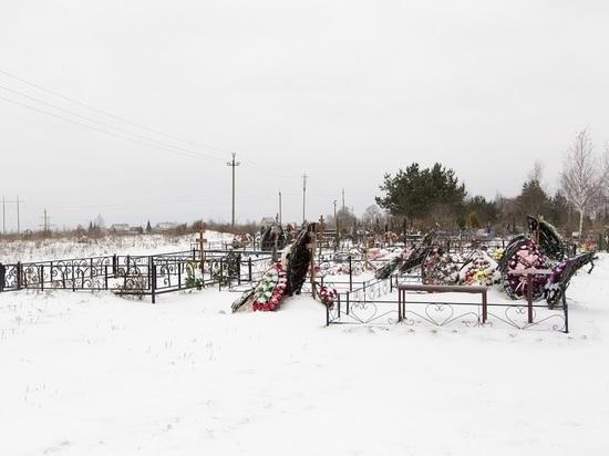 В Псковской области за 2018 год умерло 7 482 человека