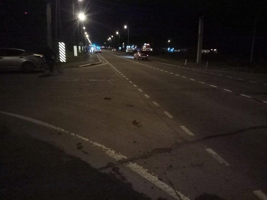 В Карелии 65-летний велосипедист погиб под колёсами автомобиля