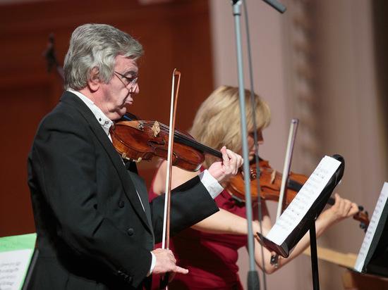 В ДК «Энергия» состоятся скрипичные мастер-курсы «Школа мастеров»