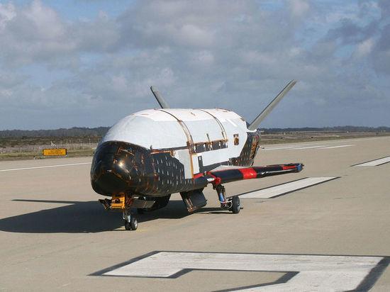 Рогозин пока не понимает, зачем американцам нужен космоплан X-37