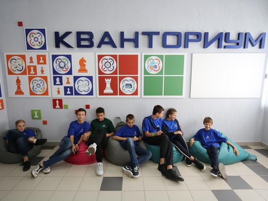 Детский технопарк «Кванториум» показали в Волгограде
