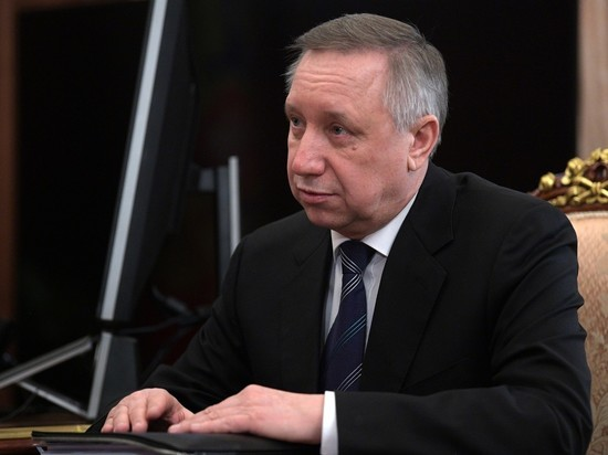 Путин поменял губернатора Петербурга