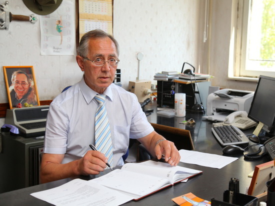 Педагог Игорь Богданов рассказал о настоящем и будущем школы