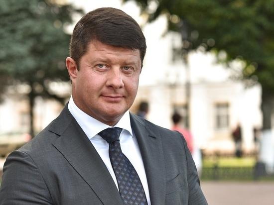Мэр Ярославля Владимир Слепцов ушёл в отставку