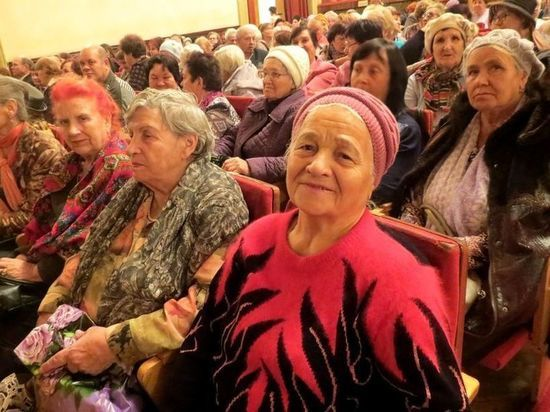 В Новосибирской области началась Декада пожилых людей