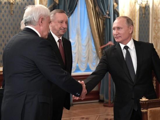 Политолог о замене губернатора Петербурга: «Беглов пришел надолго»
