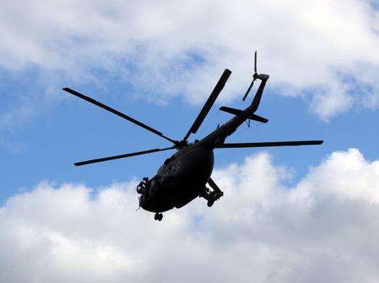 Вертолёт с людьми на борту разбился в Костромской области