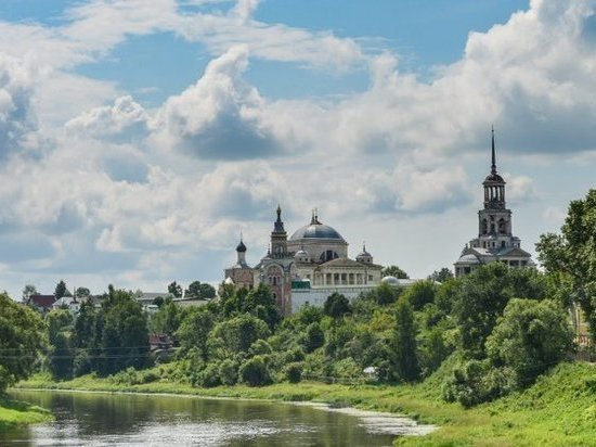 На реновацию парка в Торжке Тверской области выделяют средства
