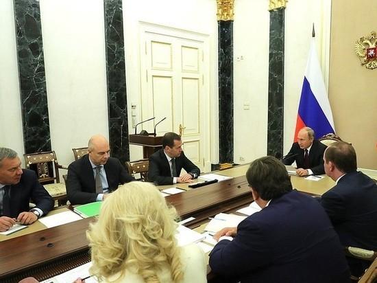 Путин заявил,что пенсионная реформа не принесет доходов бюджету