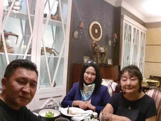 Дарима Линховоин: «В какой-то момент в ресторане появилась министр культуры Бурятии»