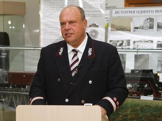 Горьковская железная дорога отметила 15-летие образования ОАО «Российские железные дороги»