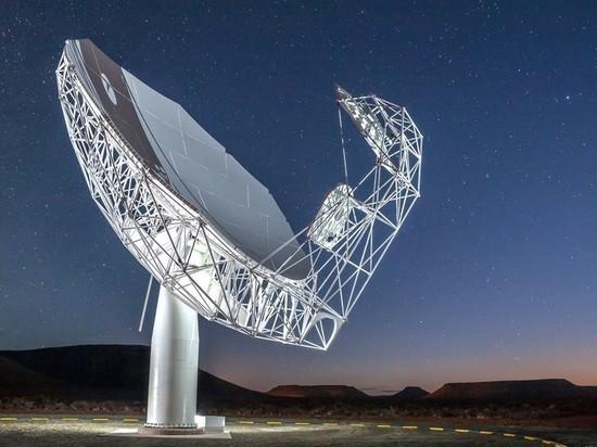 Телескоп, призванный обнаружить инопланетян, приступил к работе