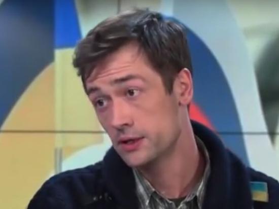 """""""Кайфующий"""" в Донбассе артист утверждает, что некий агент СБУ, «гомосексуального вида юноша с мерзкой походкой», даже посоветовал ему свести счёты с жизнью"""