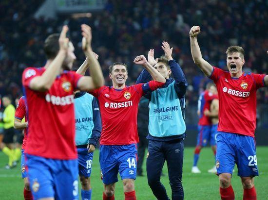 Болельщики не могли уехать после матча ЦСКА-
