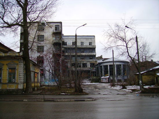 «Дом чекиста» планируют передать в собственность Нижегородской области