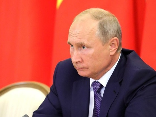 Путин назвал Скрипаля