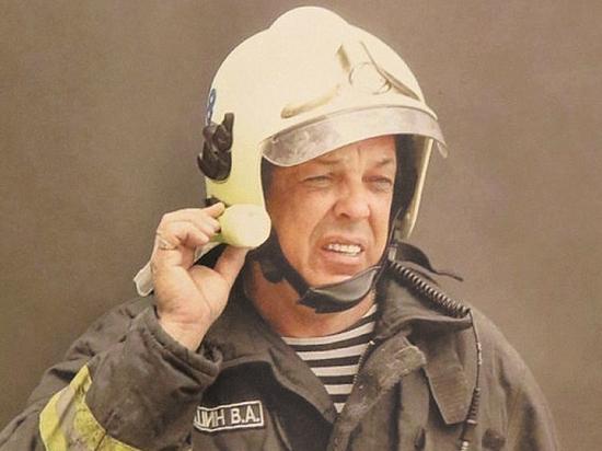 Пожарный рассказал, как тушил Белый дом в 93-м