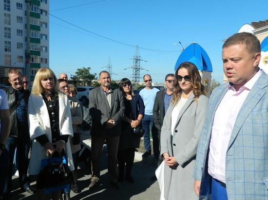 В Севастополе появился ультрасовременный жилой комплекс