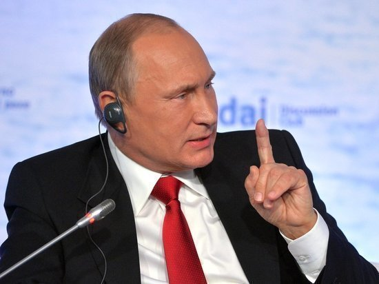 Путин призвал к выводу всех иностранных войск из Сирии