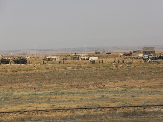 В бывшем логове сирийских террористов нашли артефакты времён античности