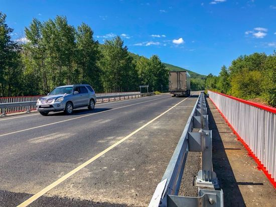 В Бурятии отремонтировали мосты через реки Харбятка и Лагутка