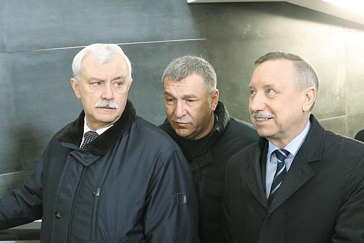 Полтавченко погубили Исаакий и Кадыров