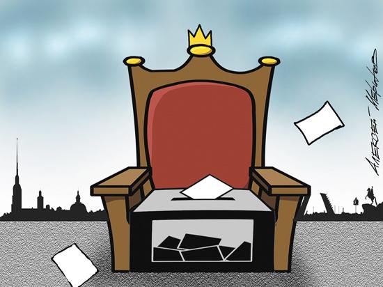 Отставка Полтавченко заставила вспомнить о махинациях на выборах губернатора Петербурга