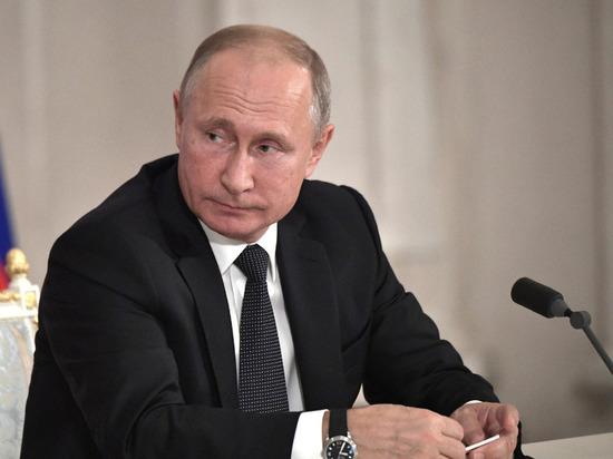 По словам российского президента, «боевые действия ради боевых действий не нужны»