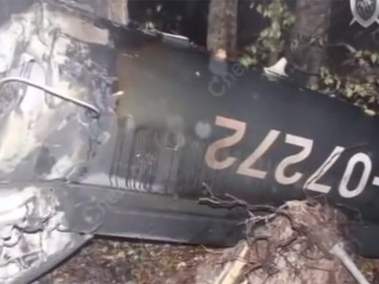 Разбившийся на вертолете замгенпрокурора Карапетян потерял сына в катастрофе