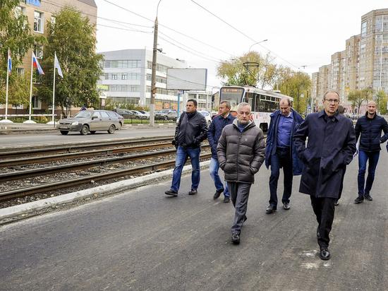 В Перми близится к завершению дорожный сезон