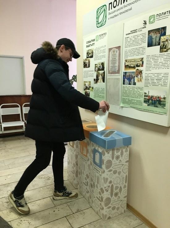 В Бурятии студенты внедрят раздельный сбор мусора в своих вузах