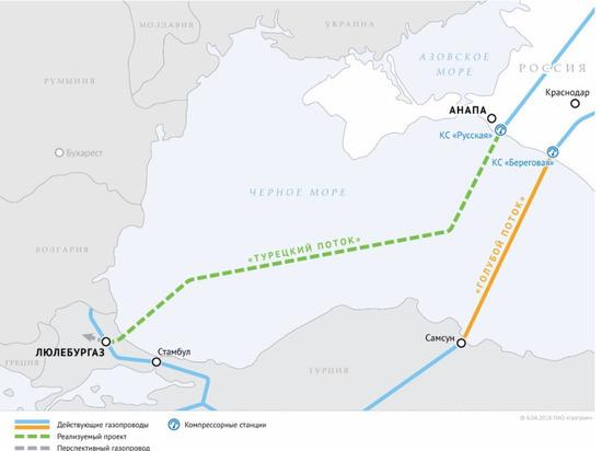 Венгрия попросила ЕС не мешать ей получать российский газ