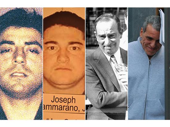 Семейная жизнь пяти кланов итальянской мафии в Нью-Йорке