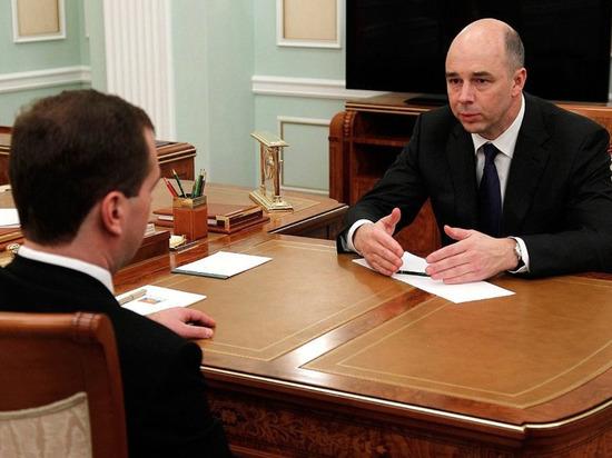 Силуанов: дедолларизация экономики не затронет валютные вклады населения