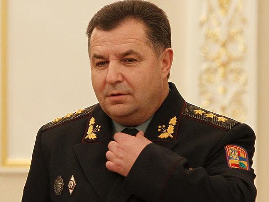 Глава Минобороны Украины не был допущен на встречу министров стран НАТО