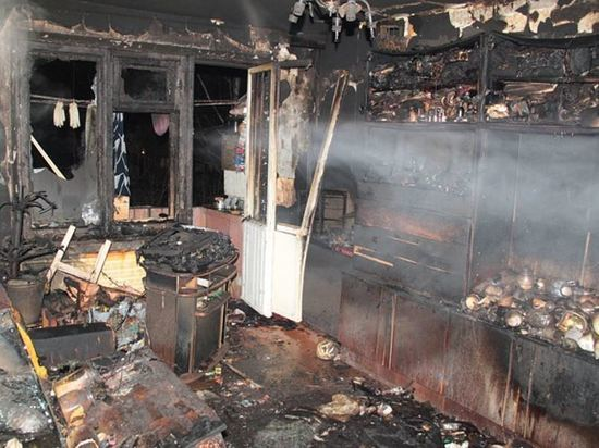 Новосибирская семья погибла в ночном пожаре