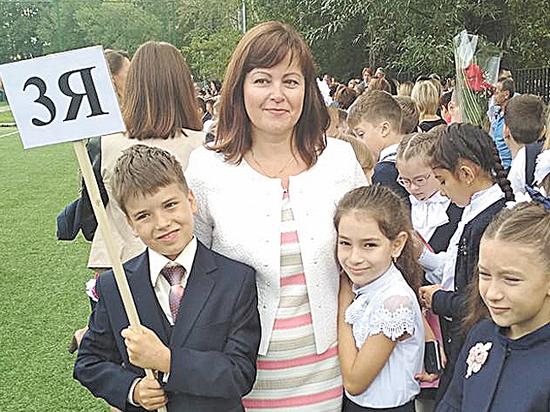 В Москве появился класс с литерой
