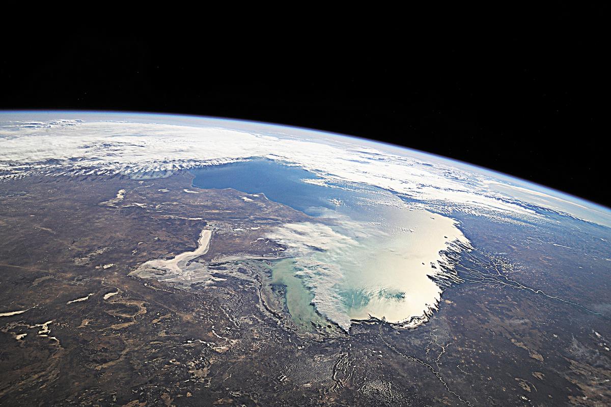 Летчик-космонавт Федор Юрчихин призвал к созданию национальной космической станции