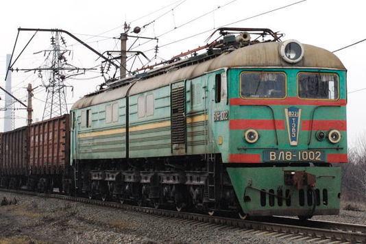 Украина требует отРФ вернуть 30 000 украденных вагонов