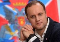 Павел Губарев заявил об устранении кандидатуры с выборов в ДНР