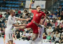 Московский гандбольный «Спартак» готовится к своему еврокубковому дебюту