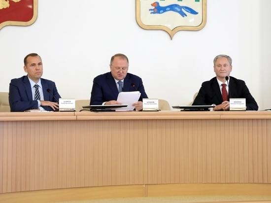 Зауральцев познакомили с президентским губернатором