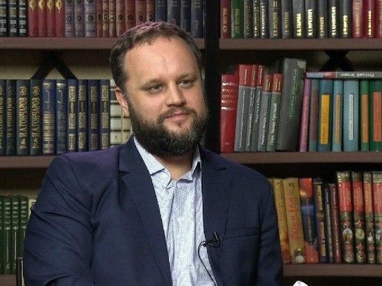 ЦИК ДНР снял Павла Губарева с выборов