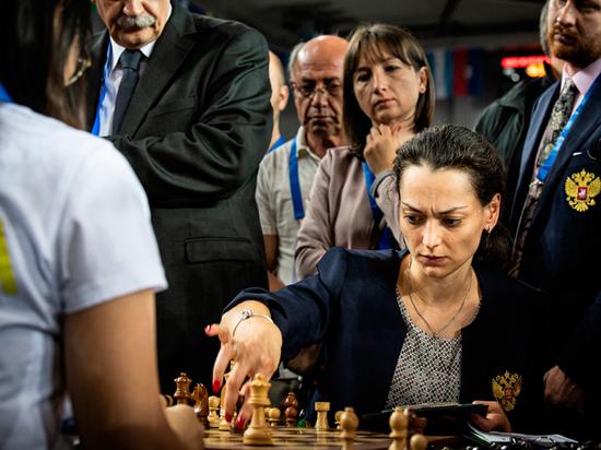 Мужская иженская сборные Российской Федерации победили вматчах шахматной олимпиады