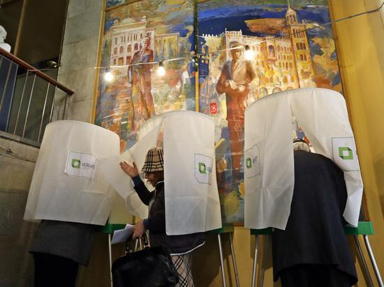 Интрига президентских выборов в Грузии: власть получат наследники Саакашвили